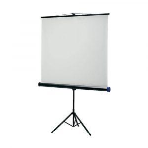 Tripod Projector Screen Hire