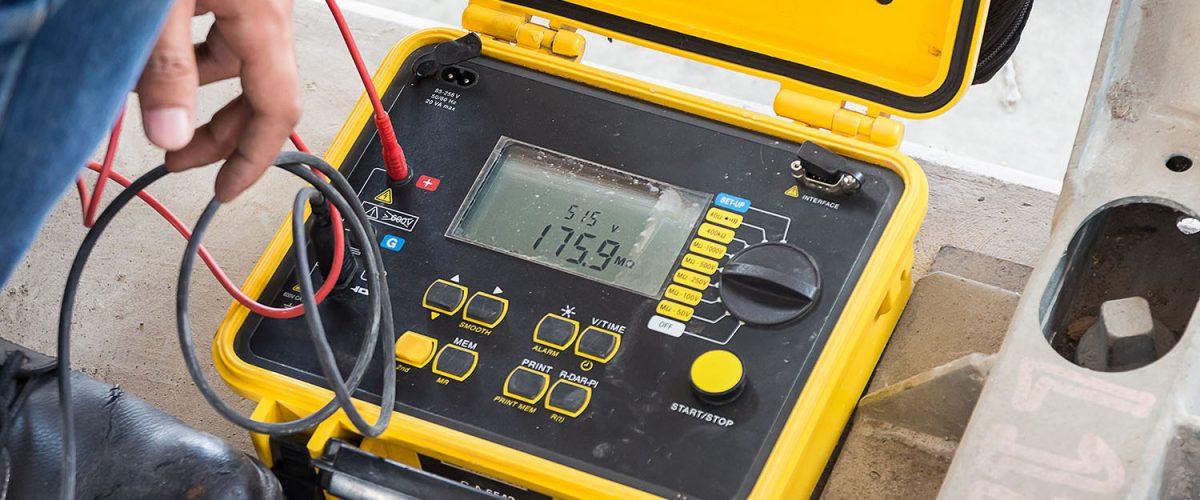 Equipment Testing & Tagging