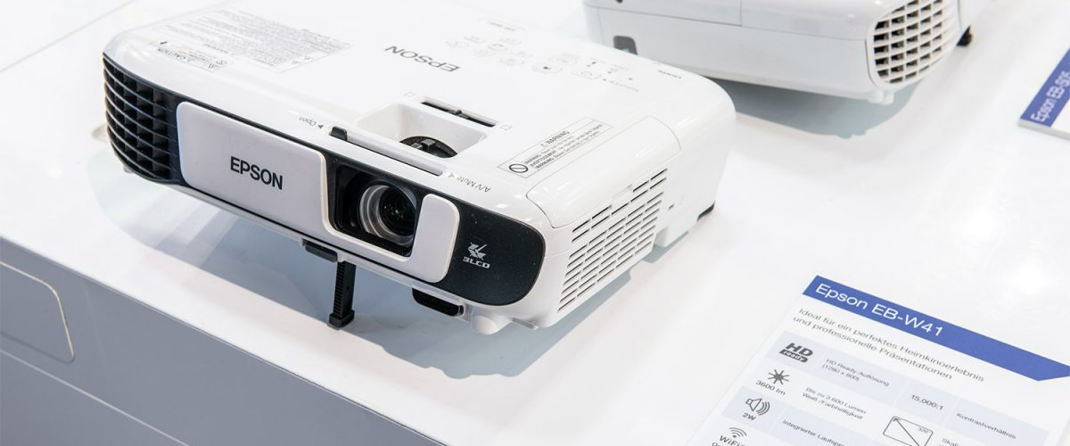 How to Setup Your Projector