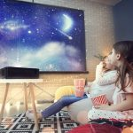 Movie Nights Projector