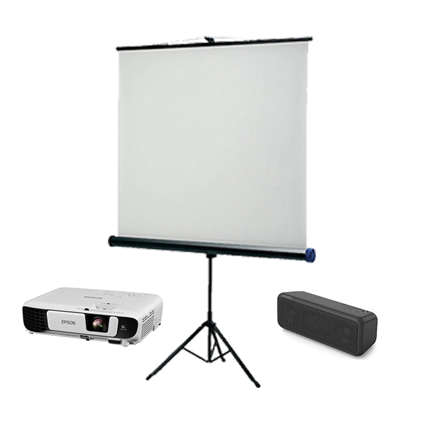 Projector Hire Package