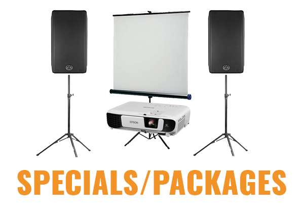 Projector Specials